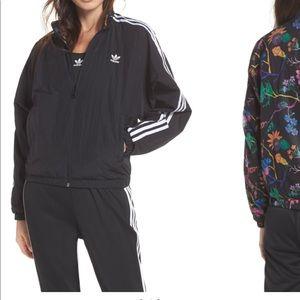adidas Jackets & Coats - ADIDAS reversible track jacket